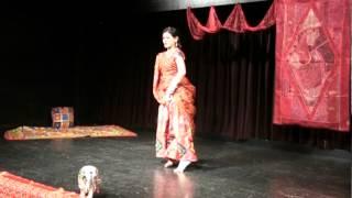 Anithas dance Chamma Chamma