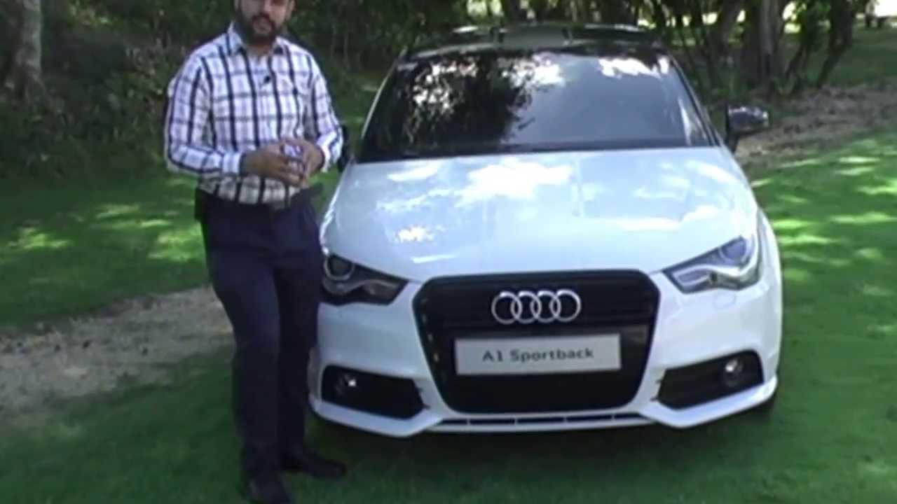 audi a1 sportback 2014 review automocion rd youtube