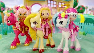 HAPPY PLACES | Shopkins | S4 TVC 30 | Welcome to the Happy Stables!