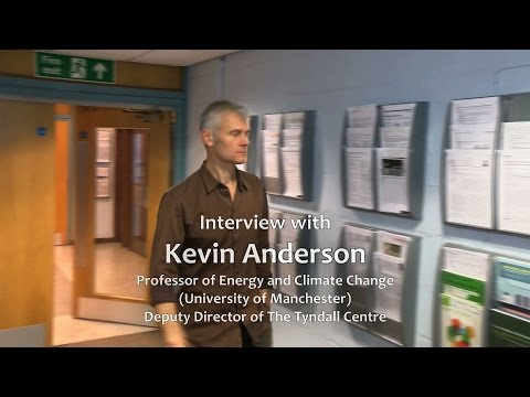 Professor Kevin Anderson - Impacts Of Climate Change [Full Interview]