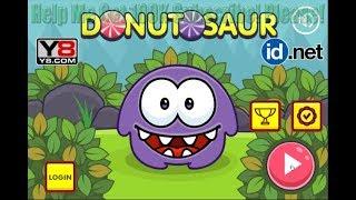 Donutosaur Mobile Funny Game For Kids