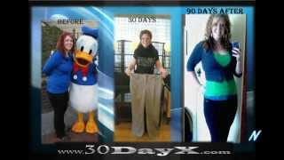 Healthy is the New Sexy - 30 Day X