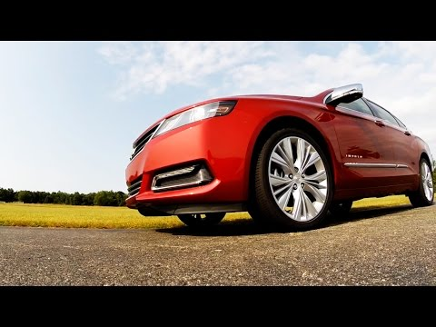 2015 Chevrolet Impala - TEST DRIVE / REVIEW - Bowman Chevrolet
