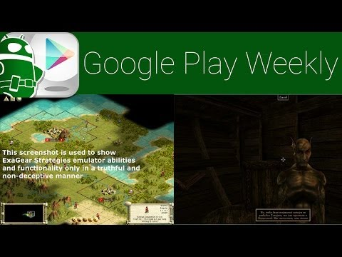 Morrowind on Android?, PC game emulation on Android, no, Facebook, no! – Google Play Weekly
