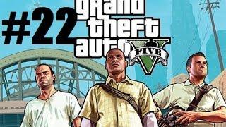 Прохождение игры GTA 5 [PC 60fps] #22 Опять крадем авто и Мартин Мадрасо