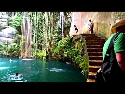 Cenote Ikil de Chichén Itzá