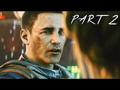 Call of Duty Infinite Warfare Walkthrough Gameplay Part 2 - Space - Campaign Mission 2 (COD IW)