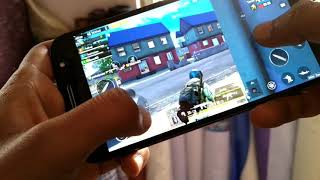 Pubg Mobile Gameplay in Moto G5S