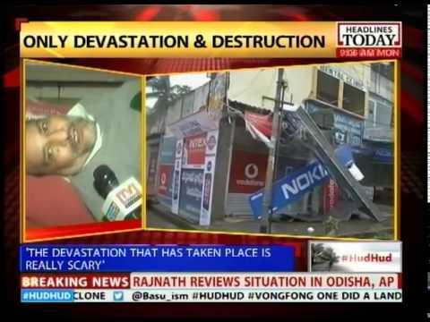 Flood & rain alert issued to Andhra Pradesh and Odisha