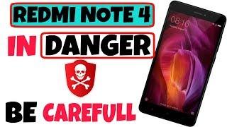 Redmi Note 4    IN Danger    Be Carefull Be Alert    STORY    Ft. TNVJ
