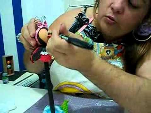 KIT MODELADOR DE FLORES E FOLHA PARTE 3