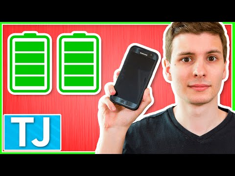 Double Your Phone Battery Life for Free