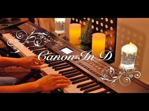 Canon In D - Brian Crain (Piano Cover)