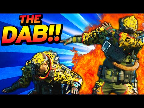 THE DAB & HOTLINE BLING IN BO3! - NEW Taunts & Gestures DLC (Black Ops 3)