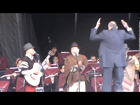 (La cucharita por Jorge Velosa) Canto a la Vida: Carranga Sinfónica en la Universidad Nacional