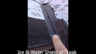Roofing Contractor Reroof America Roof Open Valley Construction