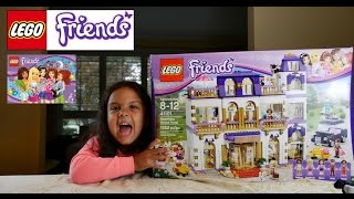 Lego Friends - Heartlake Grand Hotel