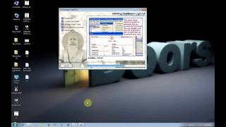 how to install parashar Light in Windows 7