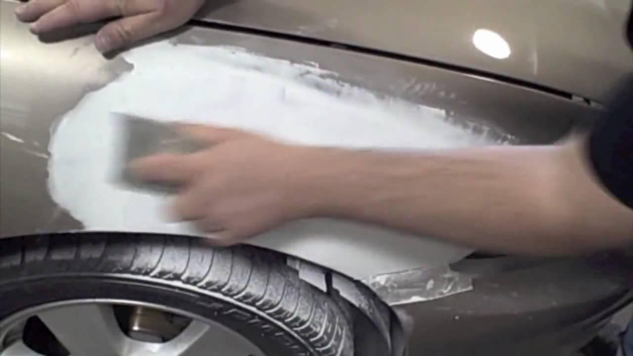Car Paint Body Filler