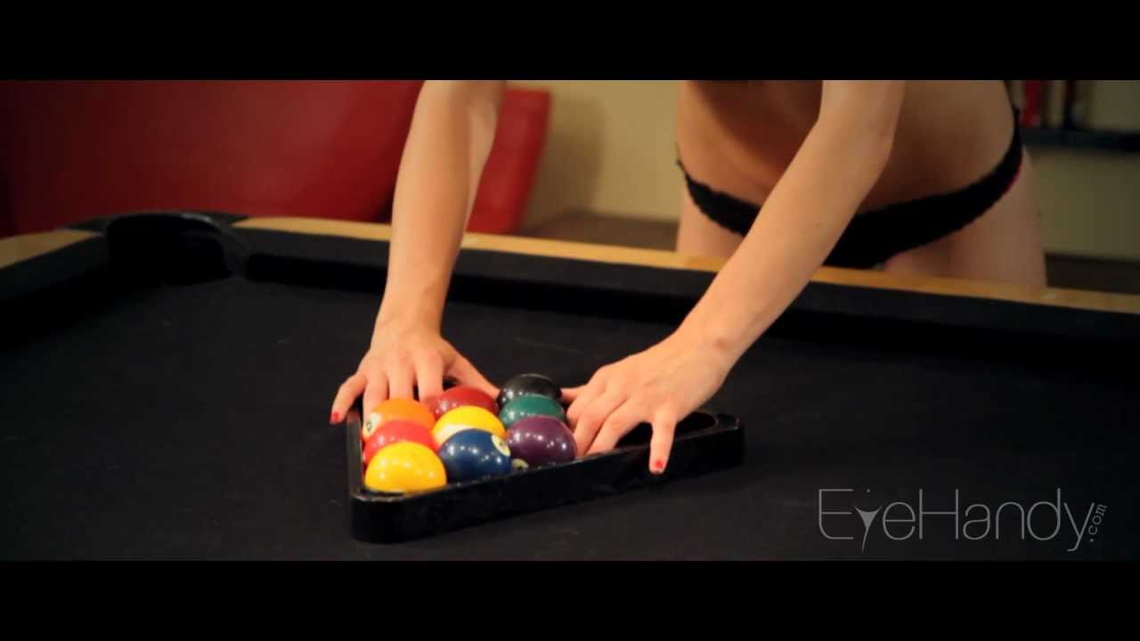 How To Rack 9 Ball Pool With Savannah Youtube
