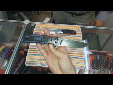 Ножи Steelclaw Украина на выставке в Киеве.