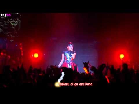 Babymetal - Akatsuki Concer Versi Karaoke