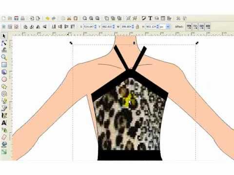 Digital Fashion Pro V8 Fashion Design Software Youtube