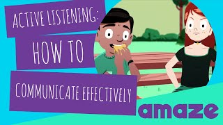 Active Listening: How To Communicate Effectively