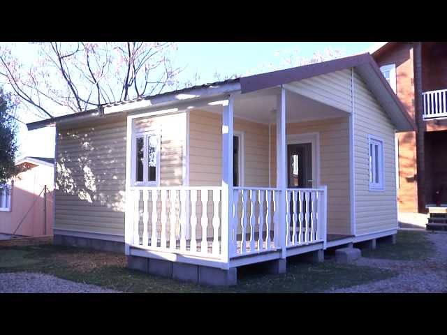 Cómo se hace el mantenimiento de una casa de madera