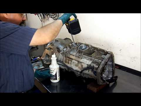 5R55W Transmission Servo Bore Repair - Transmission Repair