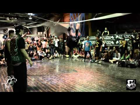 Knucklehead Zoo vs Style Elements/Killafornia | Bboy Finals | K.O.D. USA | Step x Step Dance