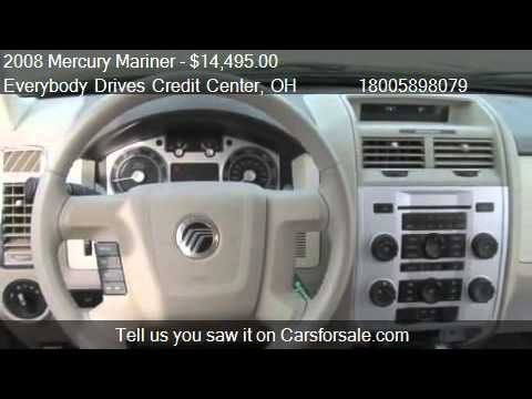 2008 Mercury Mariner  - for sale in Upper Sandusky, OH 43351