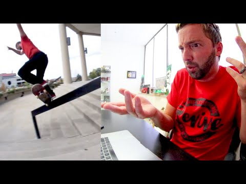 I React To My Old Skateboarding!