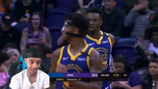 I MIGHT Change My Mind About Wiggins 27 Pts! FlightReacts Warriors vs Suns - Full Highlights 2020