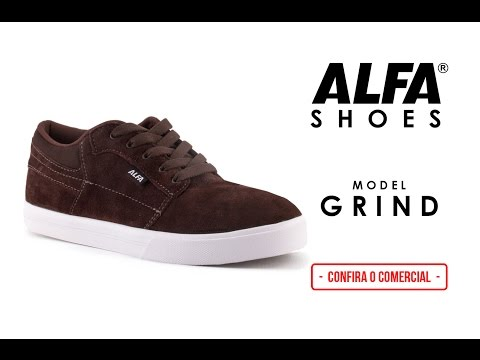 Alfa Shoes | Model Grind | Silas Ribeiro