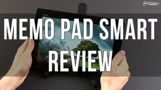 Asus Memo Pad Smart 10 ME301T review