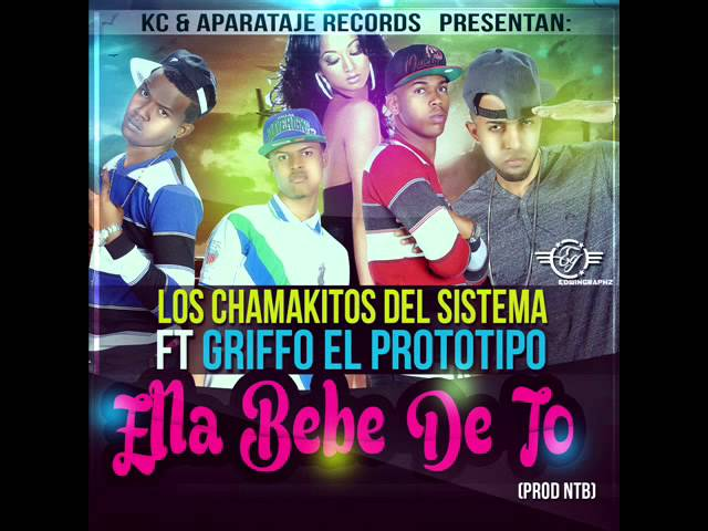 Griffo El Prototipo Ft Los Chamakitos Del Sistema - Ella Bebe De To ►► Dembow 2013 ◄◄