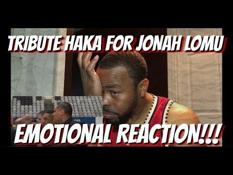 Tribute Haka For Jonah Lomu Emotional REACTION!!!