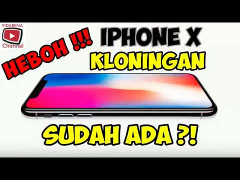 download lagu HEBOH !!! REAL IPHONE X CLONE DARI CHINA SUDAH ADA ? gratis