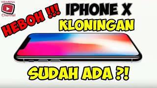 Download Lagu HEBOH !!! REAL IPHONE X CLONE DARI CHINA SUDAH ADA ? Gratis STAFABAND
