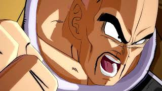 Dragon Ball FighterZ - Nappa Gameplay Character Trailer (1080p)