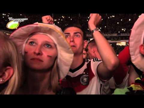 Public Viewing 2014 | Finale: Deutschland vs. Argentinien | Hightlights und Rückblicke