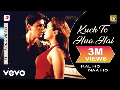 Kal Ho Naa Ho - Kuch To Hua Hai Video | Shahrukh Saif Preity