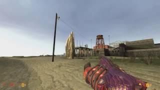 Source Mounting - Half-Life 2 Mounted onto Black Mesa