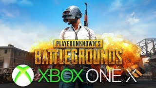 PLAYING PUBG ON XBOX ONE X: PLAYERUNKNOWN'S BATTLEGROUNDS XBOX ONE GAMEPLAY! (PUBG Xbox One)