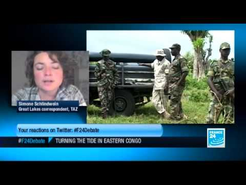 Turning the tide in Eastern Congo (Part 1) - #F24Debate