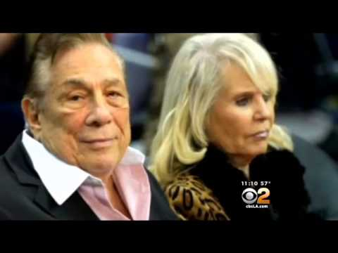 New Recording Shows Sterling Plans All-Out Fight To Keep Clippers