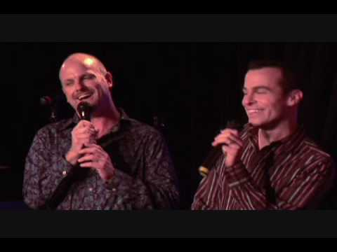 Sean Ray & Ryan Rigazzi sing Two Nobodies in New York