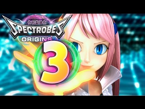 Spectrobes Origins (Wii) Playthrough / Walkthrough Part 3