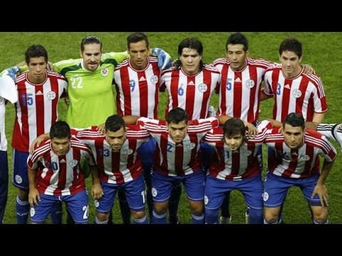Copa America - Overview of Team Paraguay